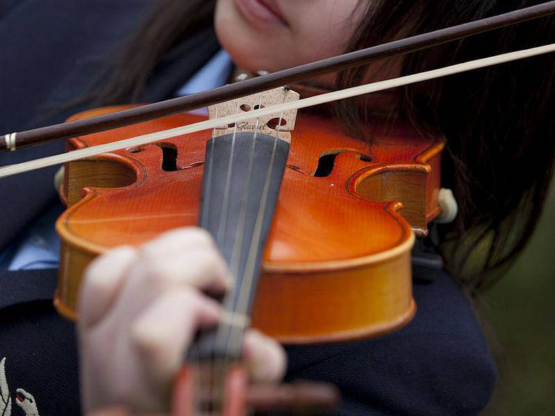 Međunarodno violinističko natjecanje 20.05. u Vinkovcima