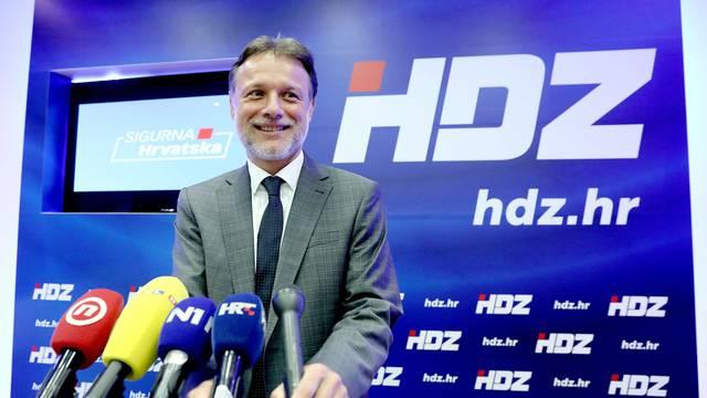 Zagreb: Gordan Jandrokovic održao konferenciju uoči početka predizborne kampanje