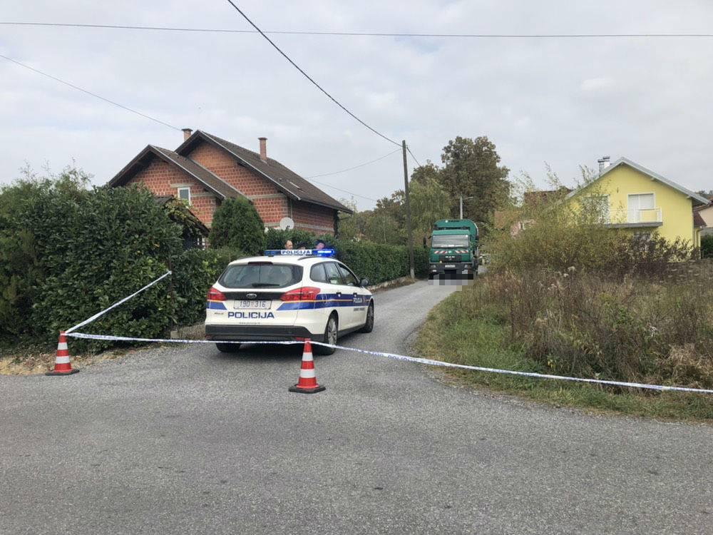 Užas u Sesvetskom Kraljevcu: Kamionom je pregazio kolegu