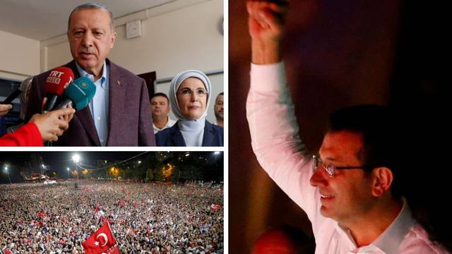 Erdogan priznao poraz: 'To je volja naroda, čestitam Ekremu'