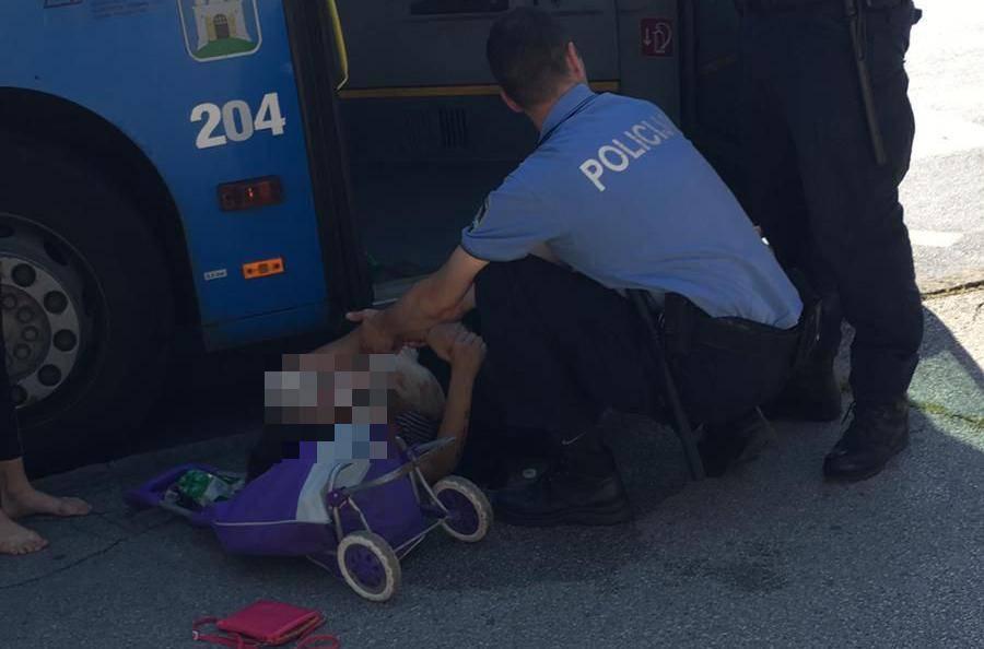 Pretukli dvije žene na stanici u Sesvetama: Jedna je trudna - obje su završile u bolnici...