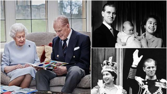 Princ Filip i kraljica Elizabeta su rekordno skupa: Upoznao ju je kao curicu, a rod su u 3. koljenu