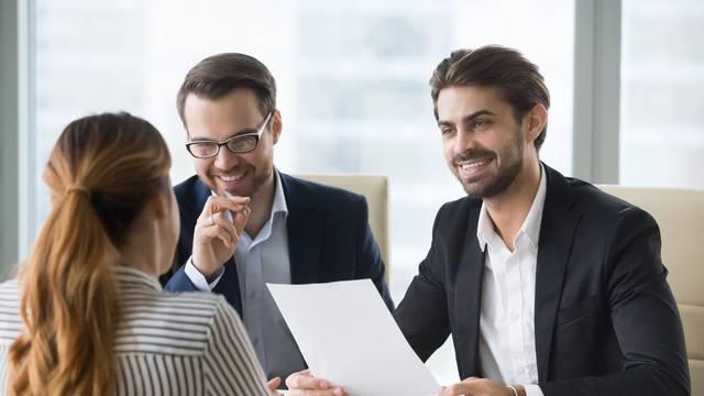 Nekoliko sekundi pauze tijekom pregovora o plaći mogu pomoći