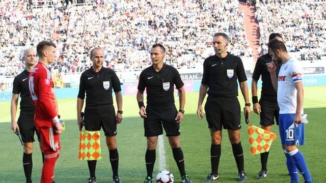 Derbi Dinama i Hajduka opet sudi Ivan Bebek, tu je i Zebec