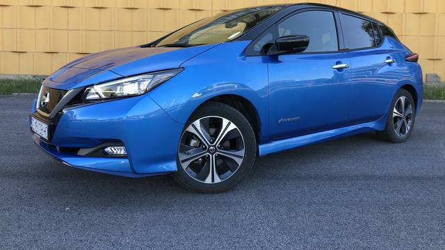 Novi Nissan Leaf je dokaz da su električni auti sve bolji i bolji