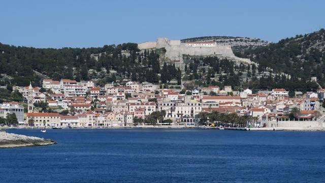 Pogled na grad Hvar