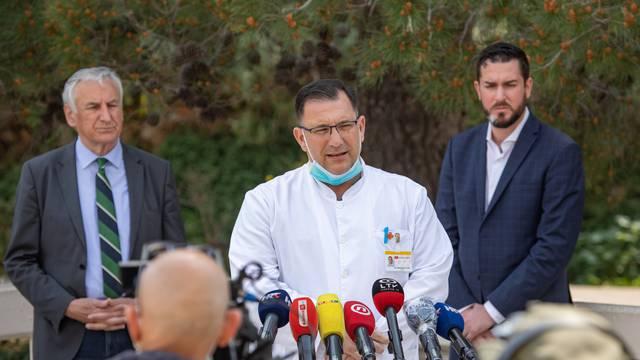Ravnatelj dubrovačke bolnice otkrio koliko duguju za lijekove: 'Možemo izdržati 10 ili 15 dana'
