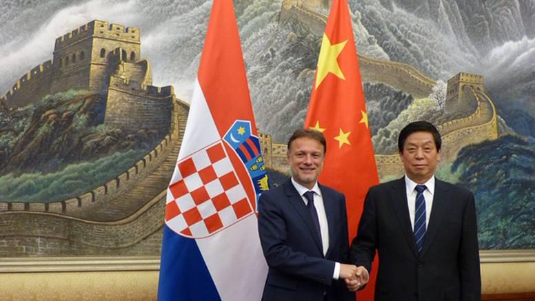 'Pelješki most ostat će trajno obilježje naših odnosa s Kinom'