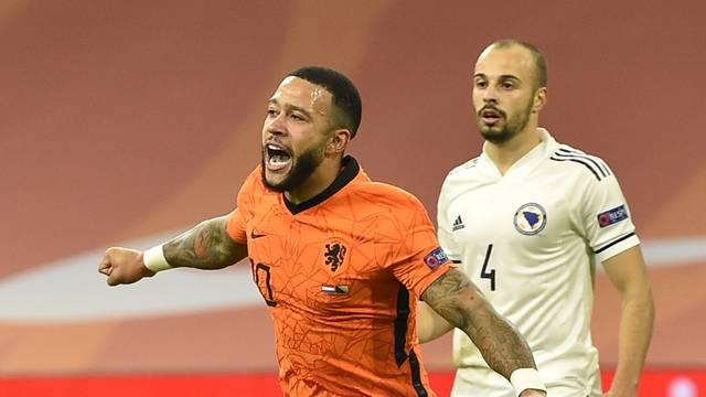 UEFA Nations League - League A - Group 1 - Netherlands v Bosnia and Herzegovina