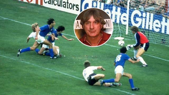 'Imao je sjajan osjećaj za gol, a '82 je vukao Italiju do naslova'