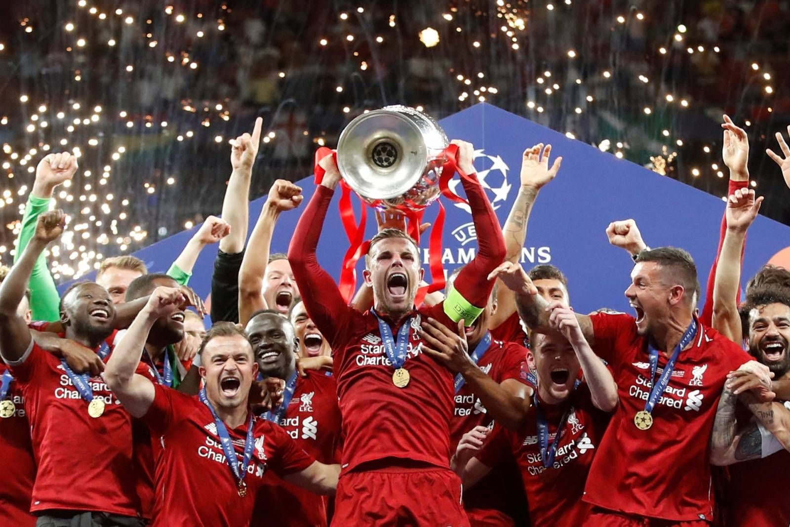 FILE PHOTO: Champions League Final - Tottenham Hotspur v Liverpool
