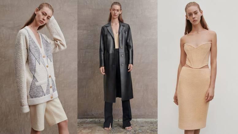 Modna kuća St.John predlaže kostime i odijela fluidnih linija