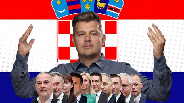 Juričan oformio 'klub žetončića':  Objavio popis 10 veličanstvenih