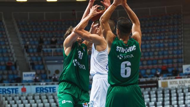 Zadar: U 3. kolu ABA lige susreli se KK Zadar i KK Krka Novo mesto