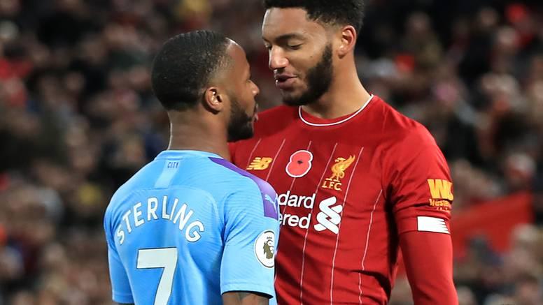 Sterling je izbačen iz momčadi Engleske: Davio Joea Gomeza