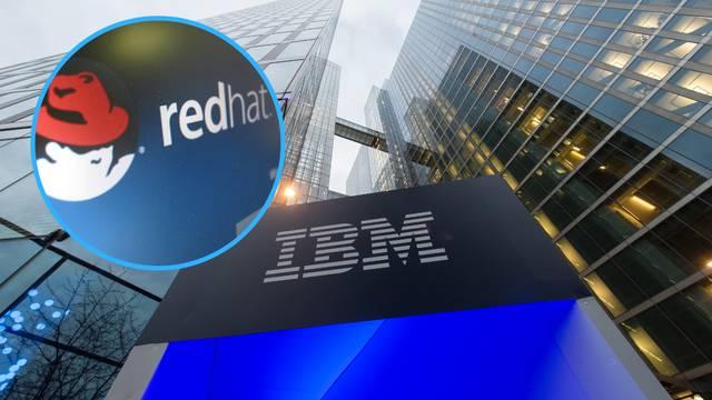 Gospodar oblaka: IBM će platiti 34 milijarde dolara za Red Hat