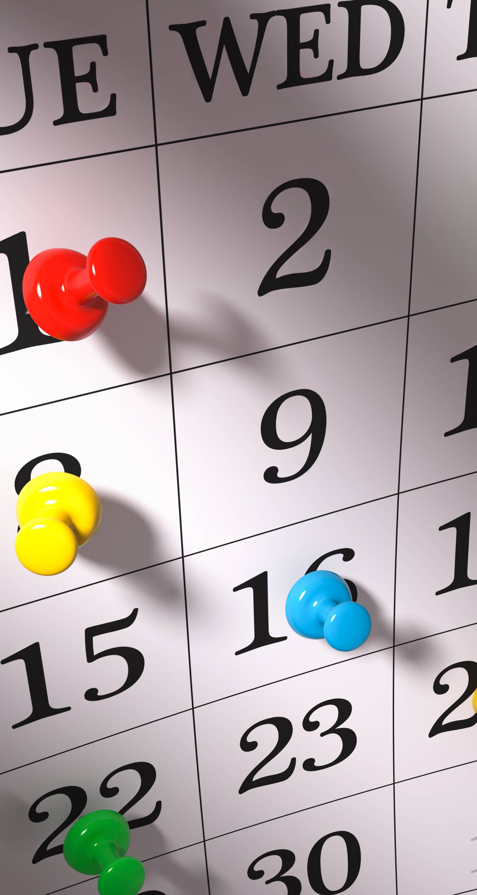 Kalendar seminara 2016. Poslovnog dnevnika