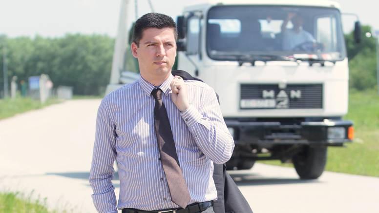 Optužnica na vidiku: Uhljebu Jozinoviću stigla je policija