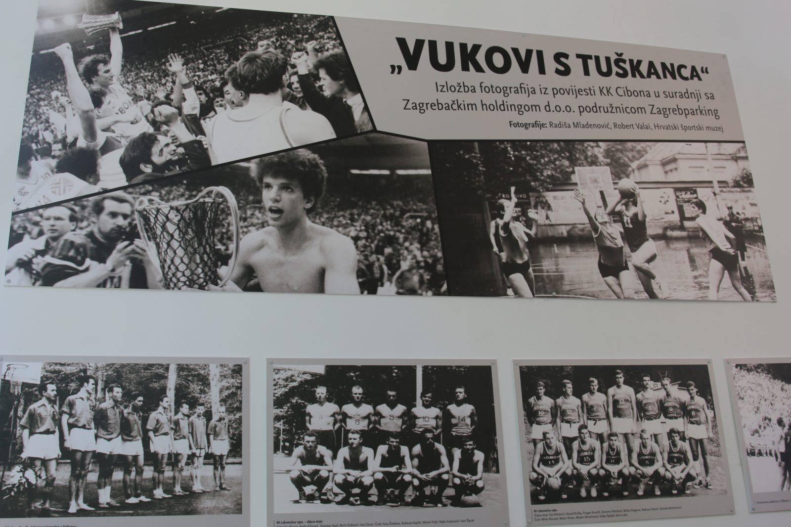Povratak u povijest: Izložba fotografija 'Vukovi s Tuškanca'