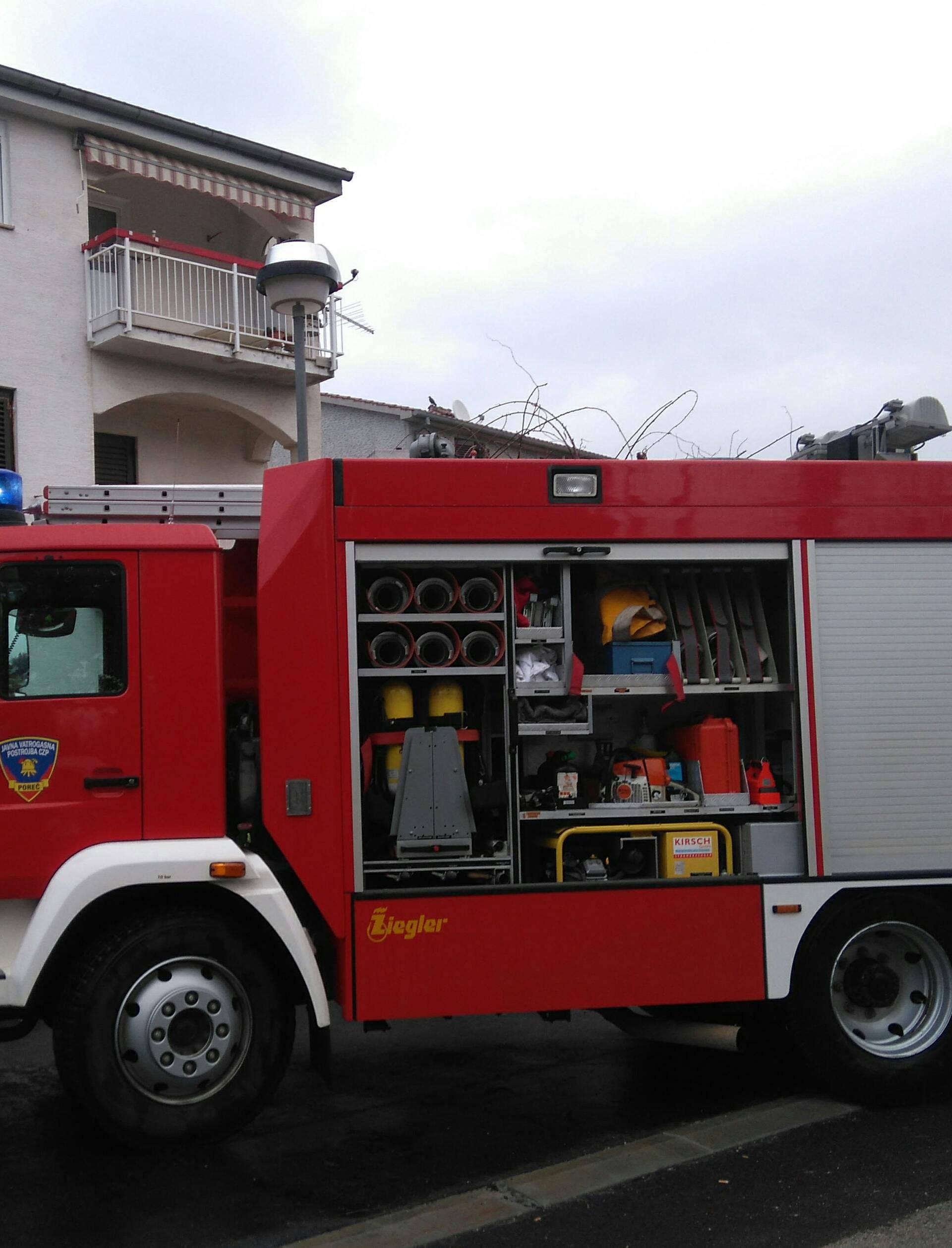 Provalio u kuću pa podmetnuo požar: Izgorio cijeli apartman
