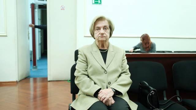 Zagreb: Marina Matulović Dropulić svjedočila u slučaju Ina-MOL