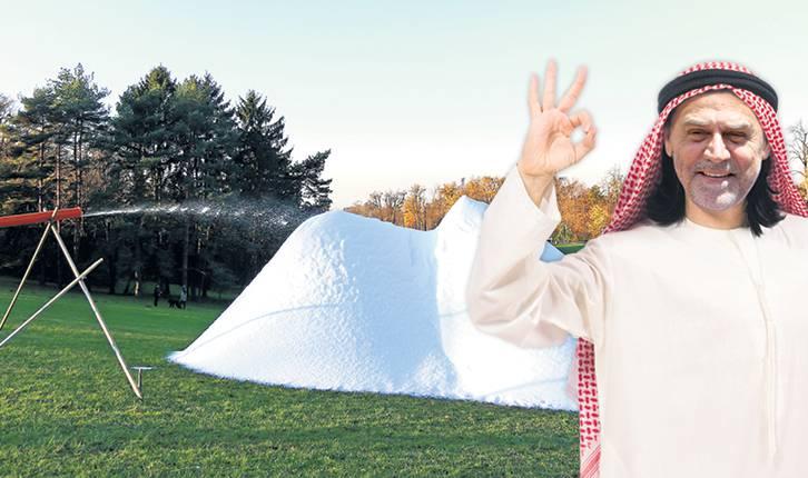 Miki Pahulja: Postavili tvornicu snijega na Cmrok, radi i na +25