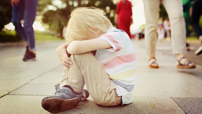 Ako vam dijete nestane dok ste na javnom mjestu nije dovoljno samo ga zvati imenom i tražiti