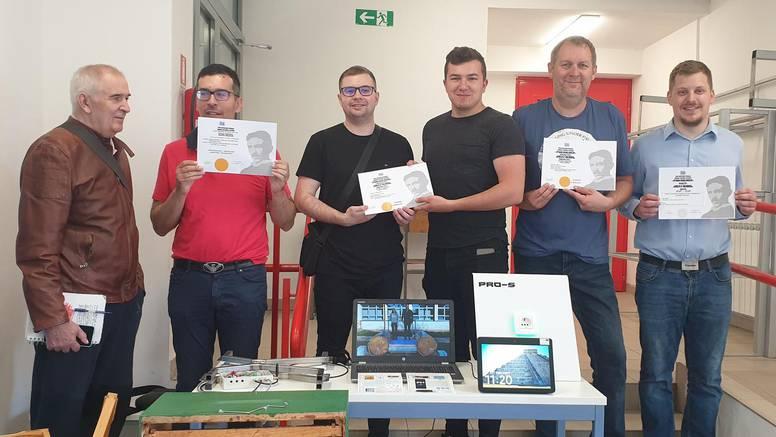 Hrvatski inovatori osvojili pet zlatnih medalja i Nacionalni kup na velikom sajmu u Beogradu