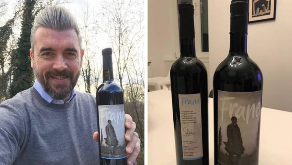 I Pletikosa postao vinar: To je uspomena na mojeg oca Franu