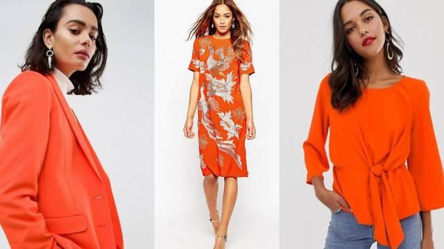 Sočna stilska doza: Narančasta će osvježiti svaki stil i outfit