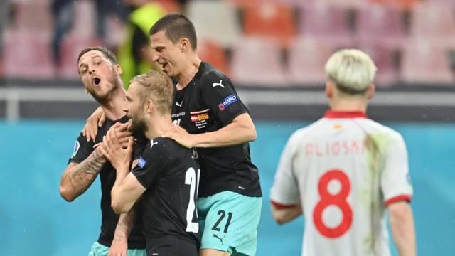 Euro 2020 - Group C - Austria v North Macedonia
