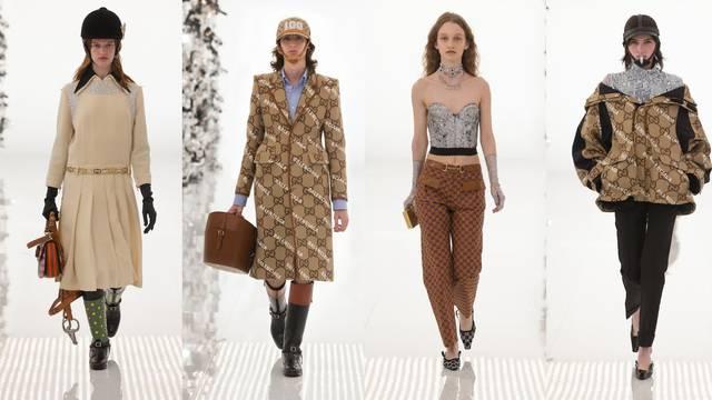 Gucci za 100 godina kompanije donosi suradnju s Belanciagom