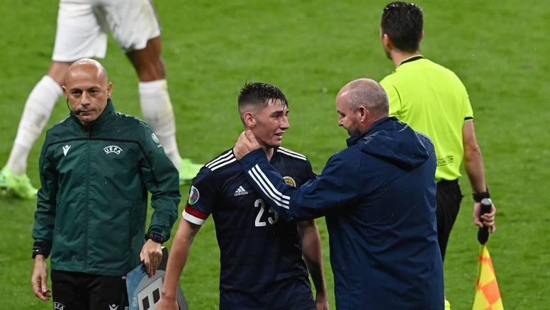 Korona u škotskim redovima: Najbolji igrač utakmice protiv Engleske propušta 'vatrene'!