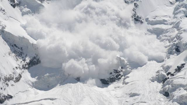 Psi su lavežom spasili vlasnike zatrpane lavinom u Švicarskoj
