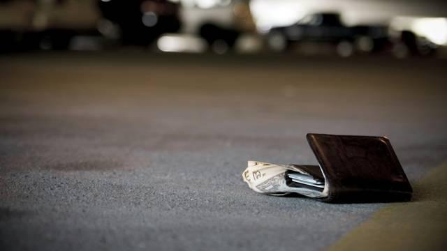 'Ima dobrih ljudi': U Varaždinu pronašao 1000 eura i vratio ih
