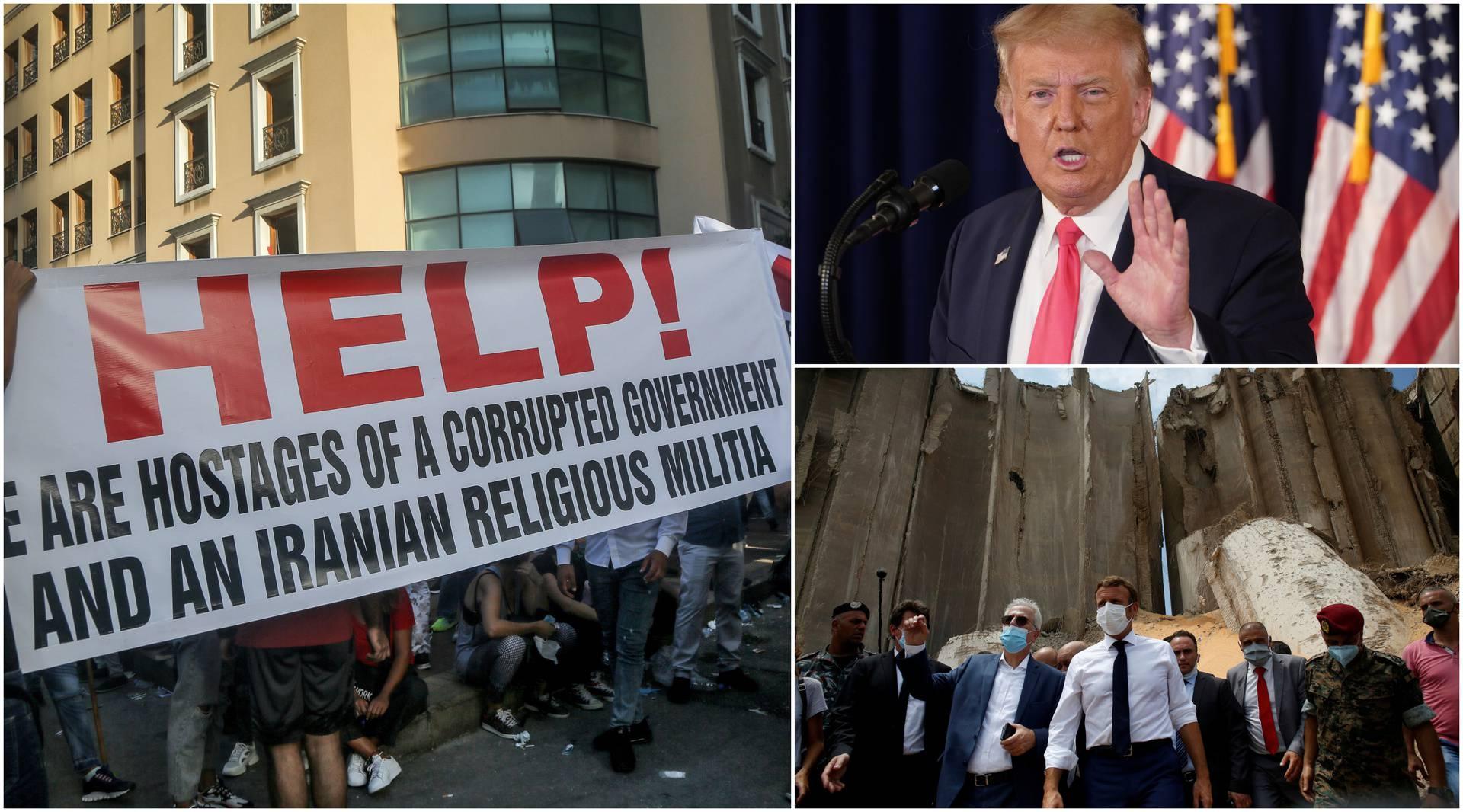 Svjetski čelnici pomažu Bejrutu