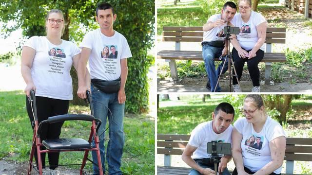 Ivana i Dražen: I uz cerebralnu paralizu - život može biti lijep