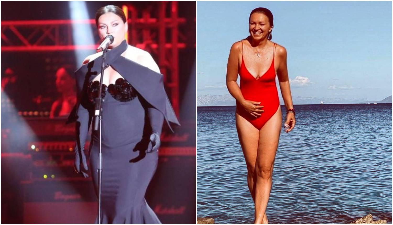 Nina Badrić blista na plaži: Za izgled pije kolagen, a voli i boks