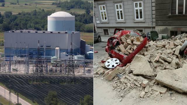 'Trafostanice vraćamo u pogon, nuklearka Krško nije oštećena'