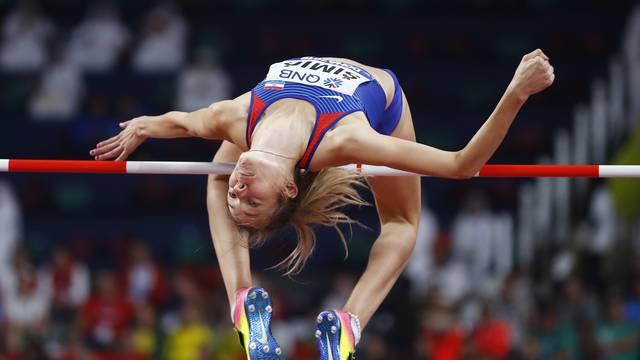 Ana Šimić sedma u finalu visa, Lasickene napadala 208 cm!