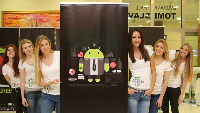 Sve o Androidu N moći ćete otkriti na droidconu u Zagrebu