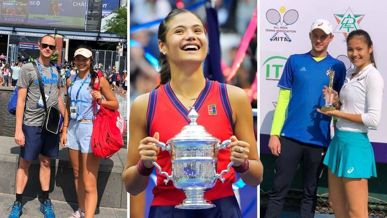 Hrvat je trenirao senzaciju US Opena: Tužan sam odlazio iz Hrvatske, sad imam priču života