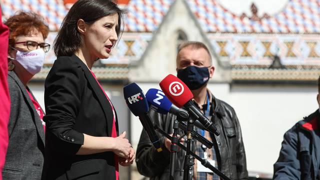 Orešković: Želimo viziju drugačijeg, modernog grada