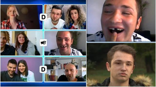 Dario iz 'Večere za 5' krezub šokirao gledatelje pa objasnio