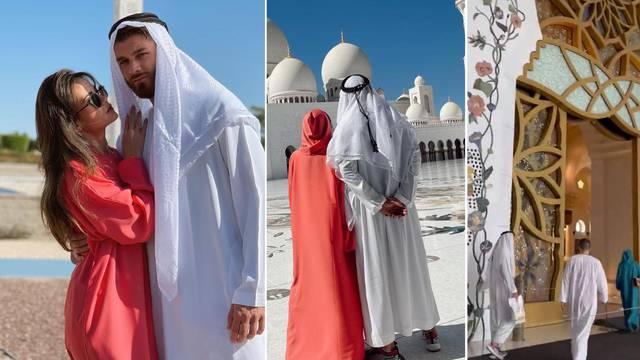 Curu Ćalete-Cara u Abu Dhabiju ulovili da fotka zabranjeno pa brisala: Nismo se smjeli ni grliti