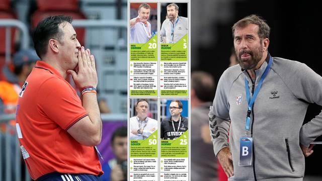 Goluža voli izazove, Vujović bi morao primiriti temperament, a druge bi neuspjeh brzo prekrižio
