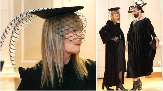Modni blizanci Đurđa i Vrećo: Moj je šešir bolji od tvog šešira