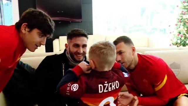 Dječak zaplakao kada je dobio Džekin dres, sada ga je upoznao