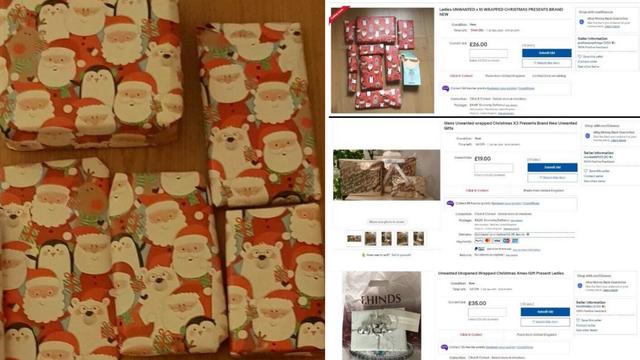 Na eBayu ljudi prodaju darove koje su dobili za Božić i ne žele