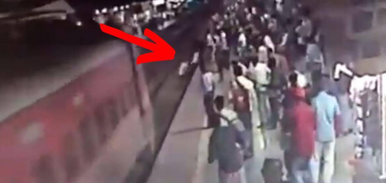 Sekundu do smrti: Šokantan video policajca heroja iz Indije